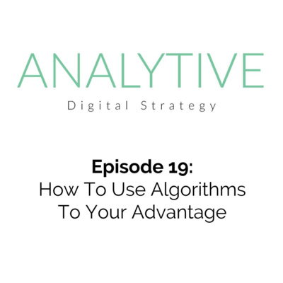 How To Use Algorithms To Your Advantage 🖥️ 🖥️ - Episode 19