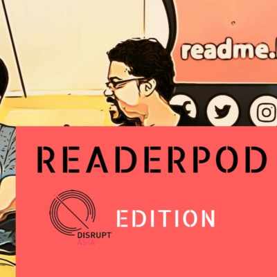 ReaderPod 012 - What Ray Newal and Techstars has to offer