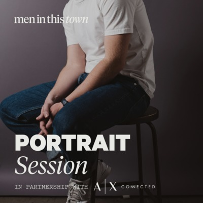 Portrait Session: Leo Greenfield (Illustrator)
