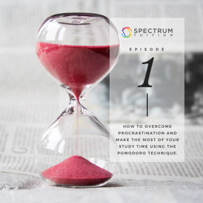 #1 How To Overcome Procrastination And Make The Most Of Your Study Time Using The Pomodoro Technique