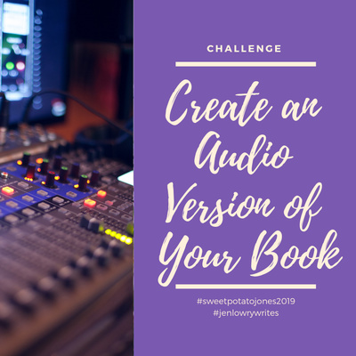Create an Audio Version of Your Book by Jen Lowry Writes - Authors