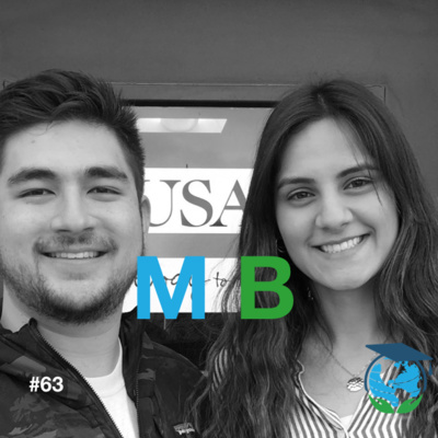 Brittney Rosiles & Mason Najima On Why USAC Is A Viable Option To Consider When Studying Abroad