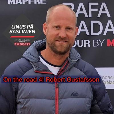 On the road 4! Robert Gustafsson berättar om problemen inom norsk tennis med att samarbeta och att dra åt samma håll