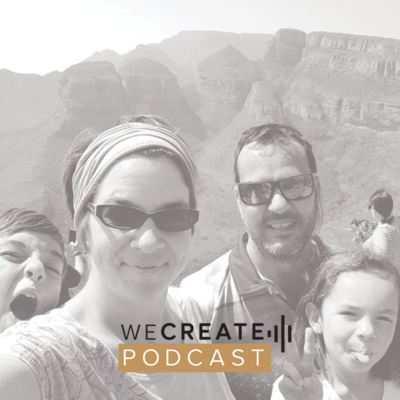 WeCreatePodcast: Roadtripping Rut