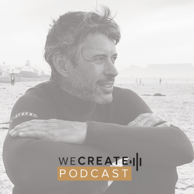 WeCreatePodcast : Leon Pieters - Entrepreneur