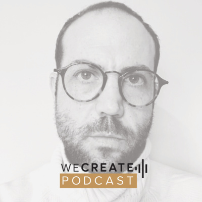 WeCreatePodcast - Musician and Creative Jak Tomas