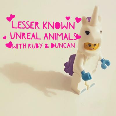 Lesser Known Unreal Animals
