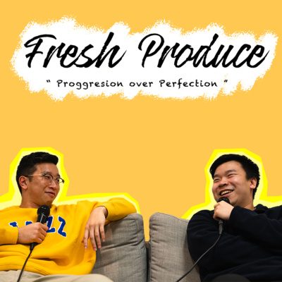 Progression Over Perfection with Nick and Jireh