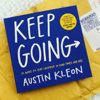 Austin Kleon by Arroe Collins Unplugged and Totally Uncut