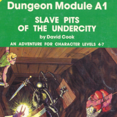 E617 - How My Early Adventure Module Purchases Affected My Style of DMing  by Tavern Chat • A podcast on Anchor