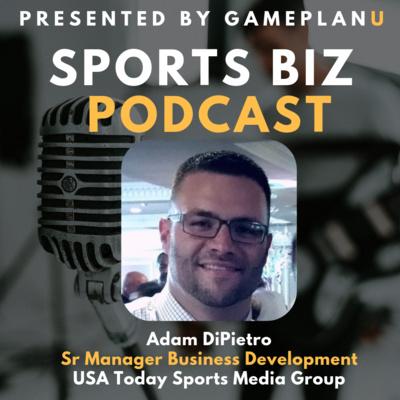 Episode #99 With USA Today Sports Adam DiPietro