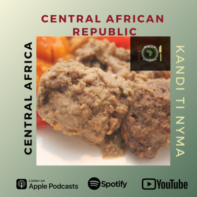 Central African Republic_Kanda Ti Nyma (Meatballs in Peanut Sauce)