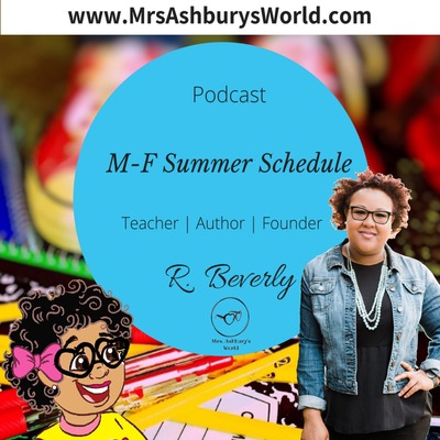Summer Fun Schedule M-F