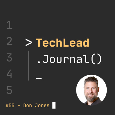 #55 - It's Time to Own Your Tech Career - Don Jones