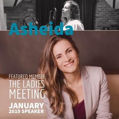 Asheida Arruda and Anyssa Jane on Finding your voice January 2019
