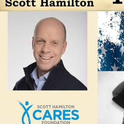The Queen Silvy Show - Scott Hamilton (Scott Cares)
