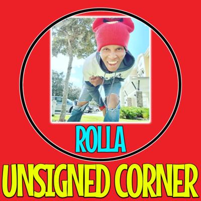 "Artwork for episode ""Unsigned Corner - Rolla (Interview)"""