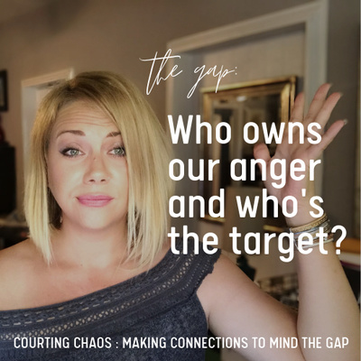 försäljning återförsäljare senaste modet försäljning med lågt pris The Gap: Who owns our anger and who's the target? by Courting ...