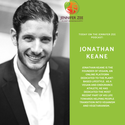 Jonathan Keane Redefines What it Means to be Plant-based