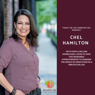 Alleviating Stress in Minutes with Chel Hamilton of the Meditation Minis Podcast