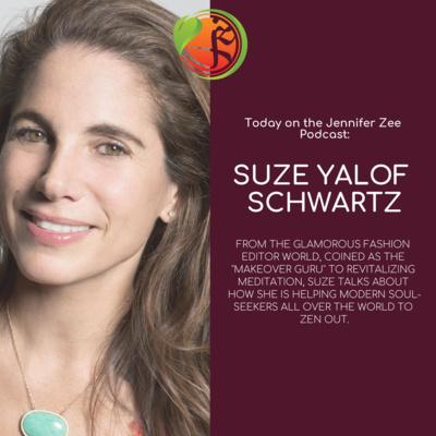 Making Over Meditation with Founder and CEO of Unplug Meditation Suze Yalof Schwartz