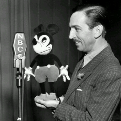 Mickey Mouse Theater of the Air - Featuring Walt Disney - Old