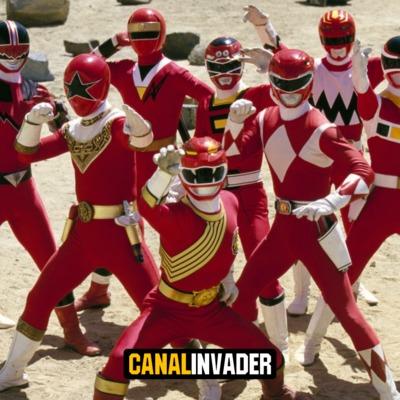 Invader – Power Rangers do papelão ao CGI | S01E06