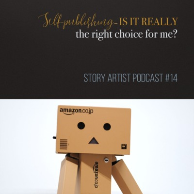 Self-publishing – is it really the right choice for me?