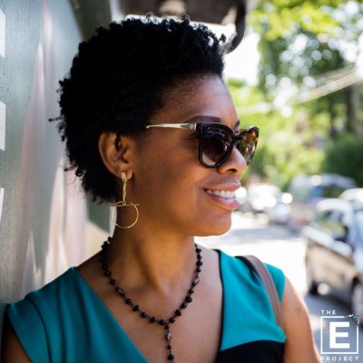 """Ep 54. Chantal Carter Taylor - """"You're made to stand out"""""""
