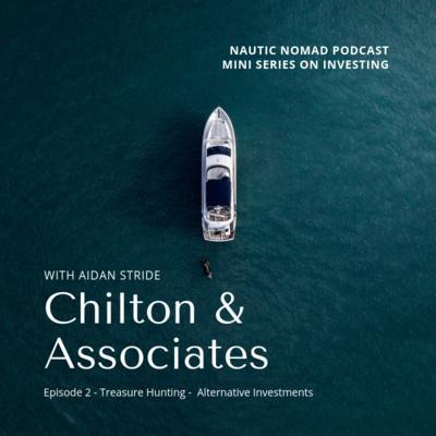 Investment Mini Series Ep 2 - Aidan Stride from Chilton & Associates