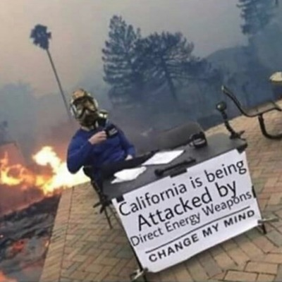 California Wildfires, Directed Energy Weapons, Mind Control by We