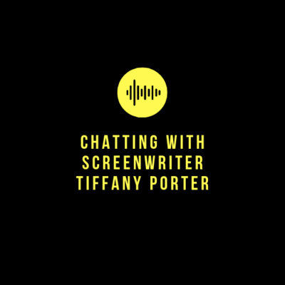 5. Chatting with Tiffany Porter, Screenwriter and FilAm Chamber of Commerce Hollywood Secretary
