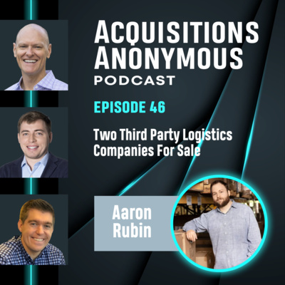 Two Logistics Businesses For Sale - Ep46