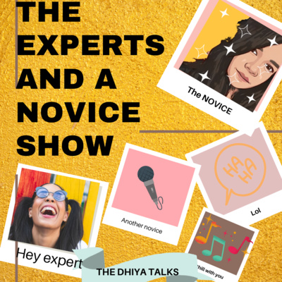The experts and a novice show