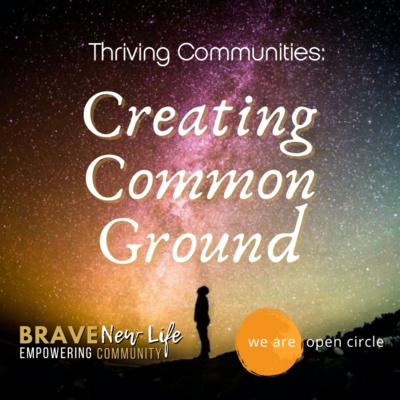 What is so relevant about having CommonGround in Community?