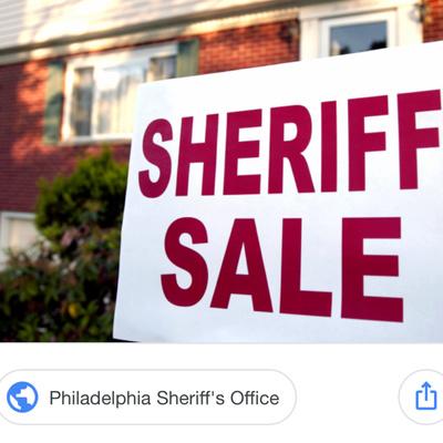 Sheriff Sales
