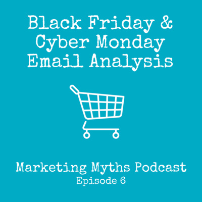 Black Friday & Cyber Monday 2018 Email Analysis