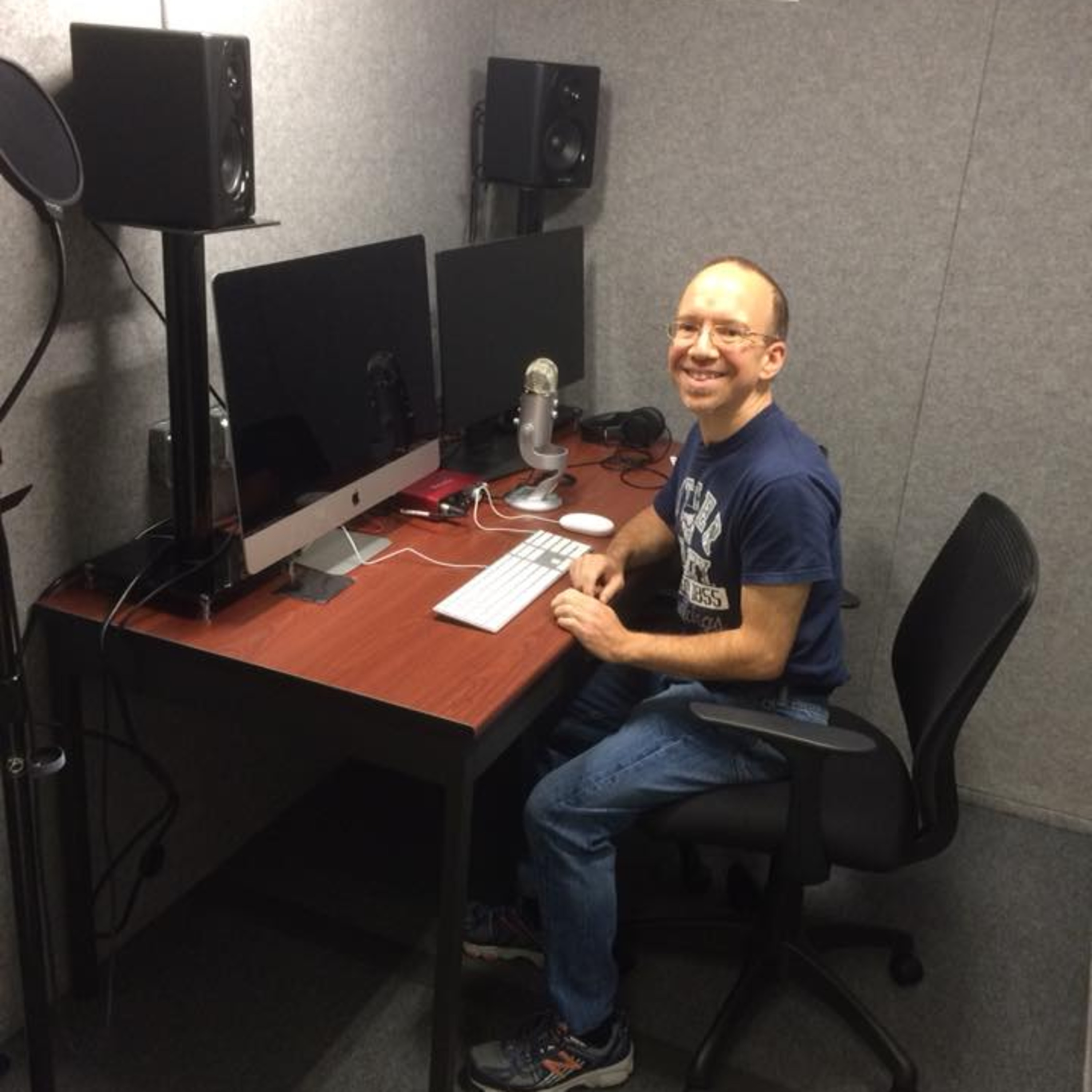 Episode 38 with Brian Wesolowski