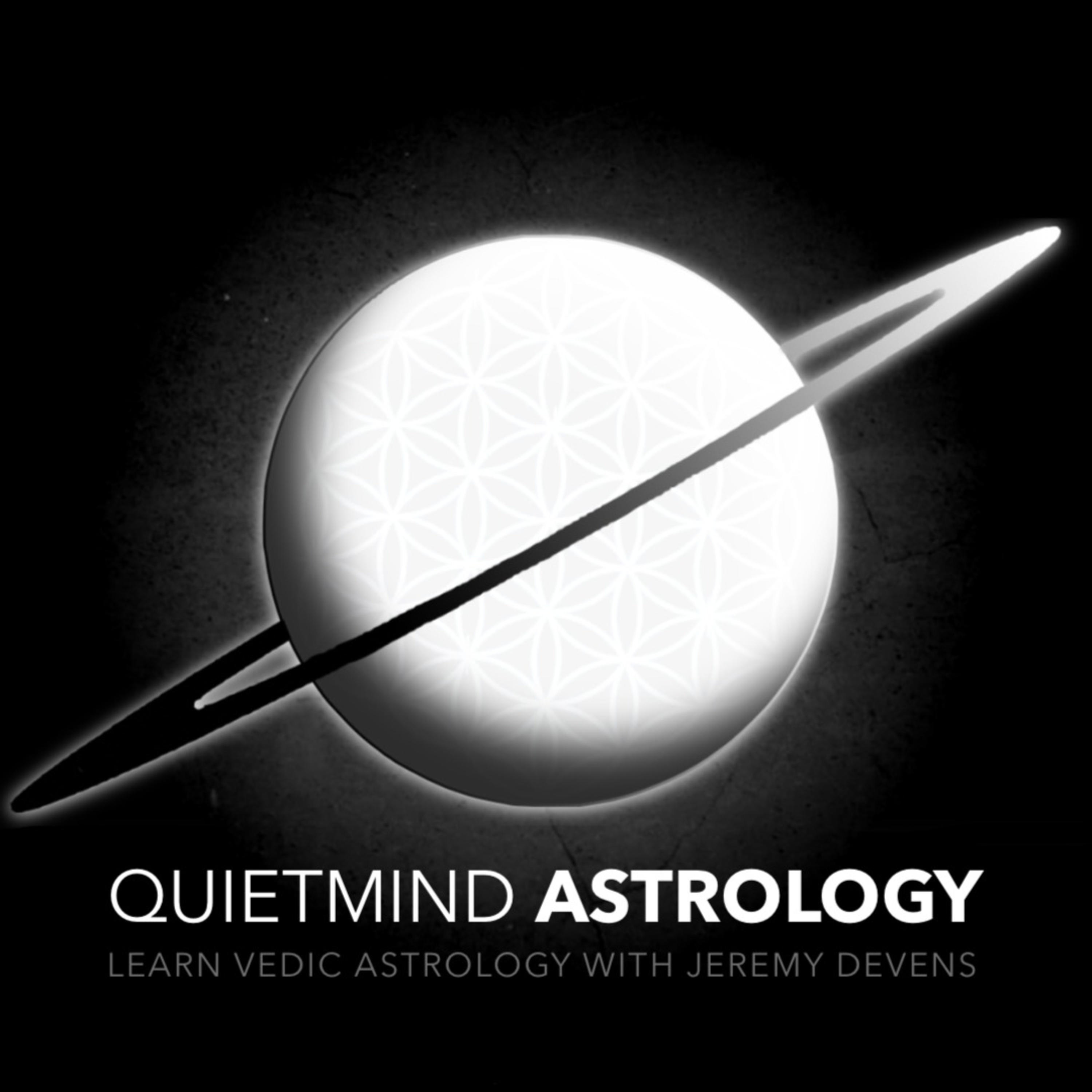 Quietmind Astrology — Learn Vedic Astrology with Jeremy Devens