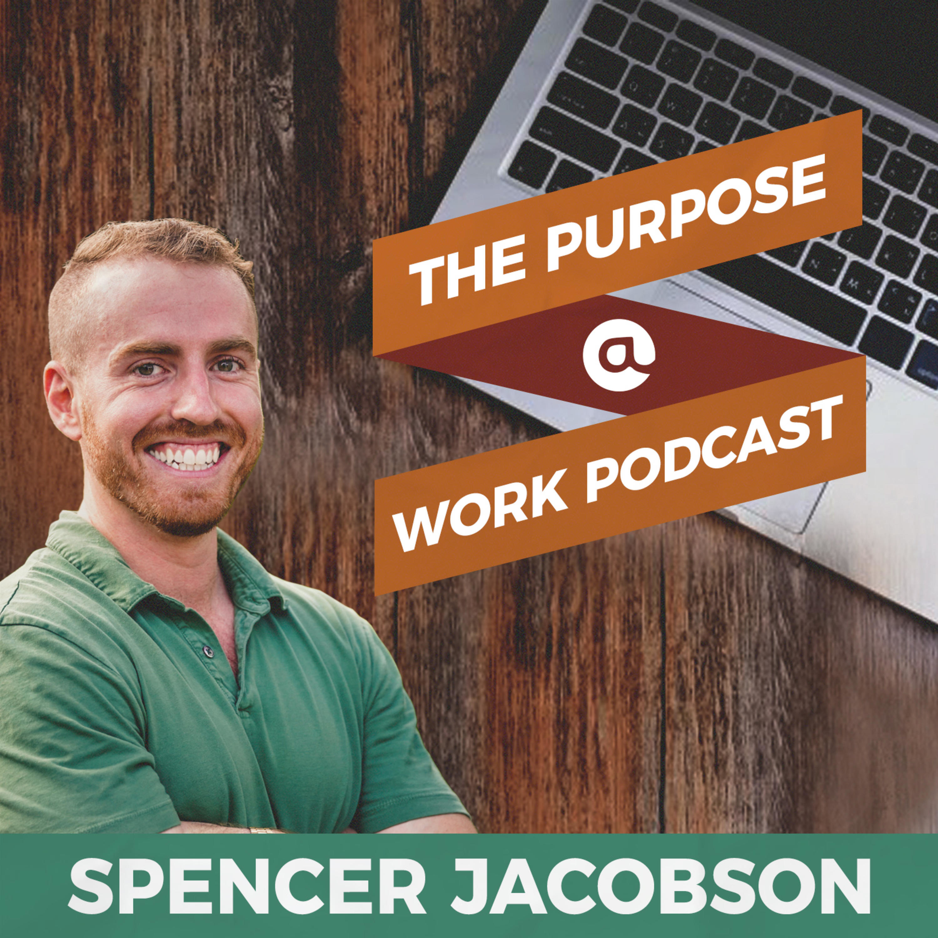 The Purpose at Work Podcast | Listen via Stitcher for Podcasts