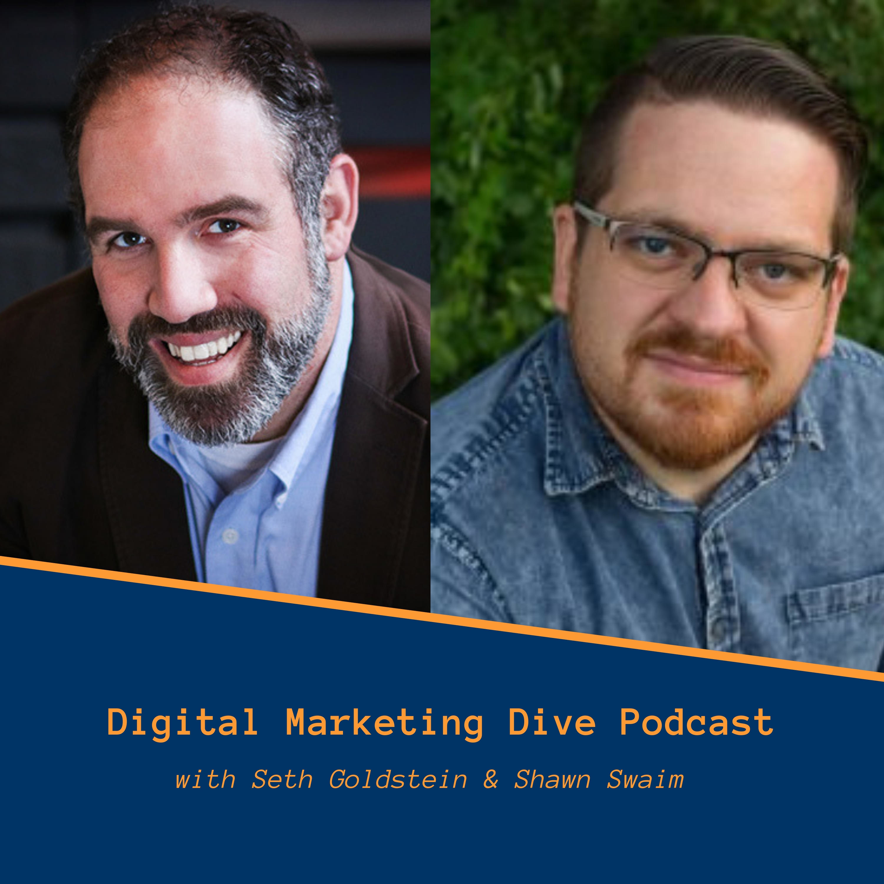 Digital Marketing Dive | Listen Free on Castbox