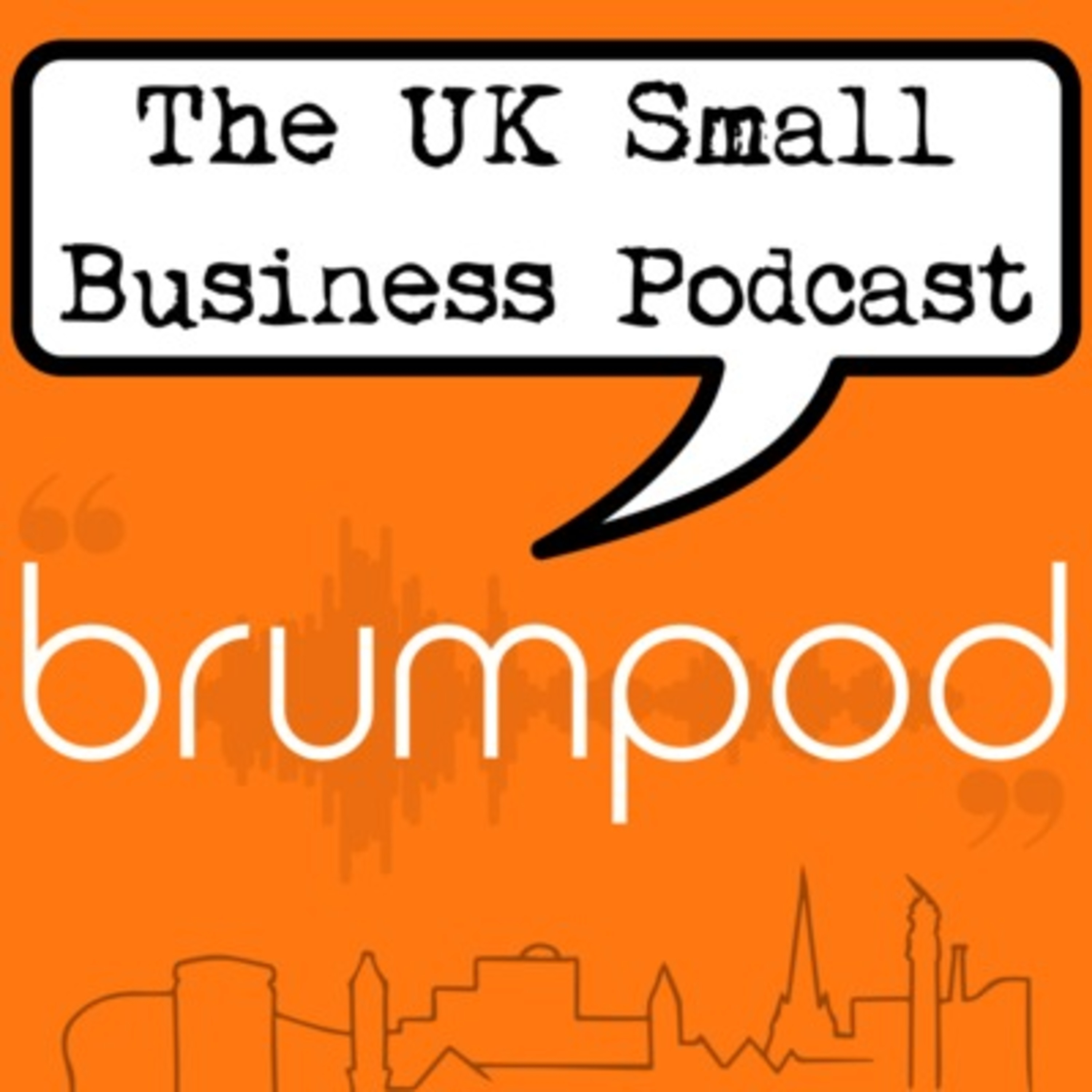 BrumPod013: Our Old Friend GDPR - It Hasn't Gone Away! PLUS Downtime In Your Business For Good Mental Health