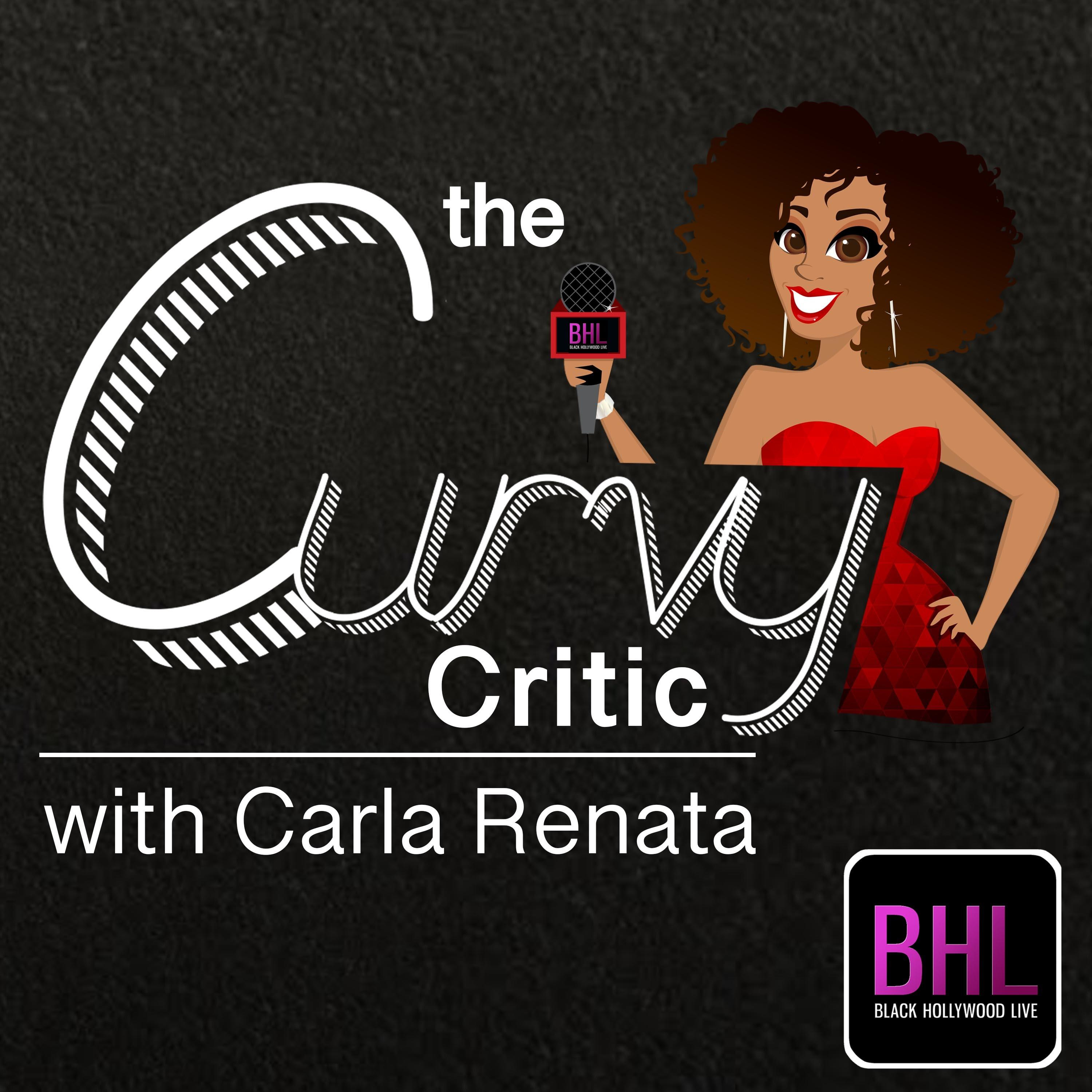 LIVE from TIFF - The Curvy Critic - Episode 76