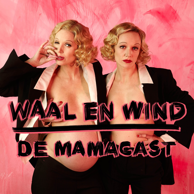Waal en Wind, de mamacast logo
