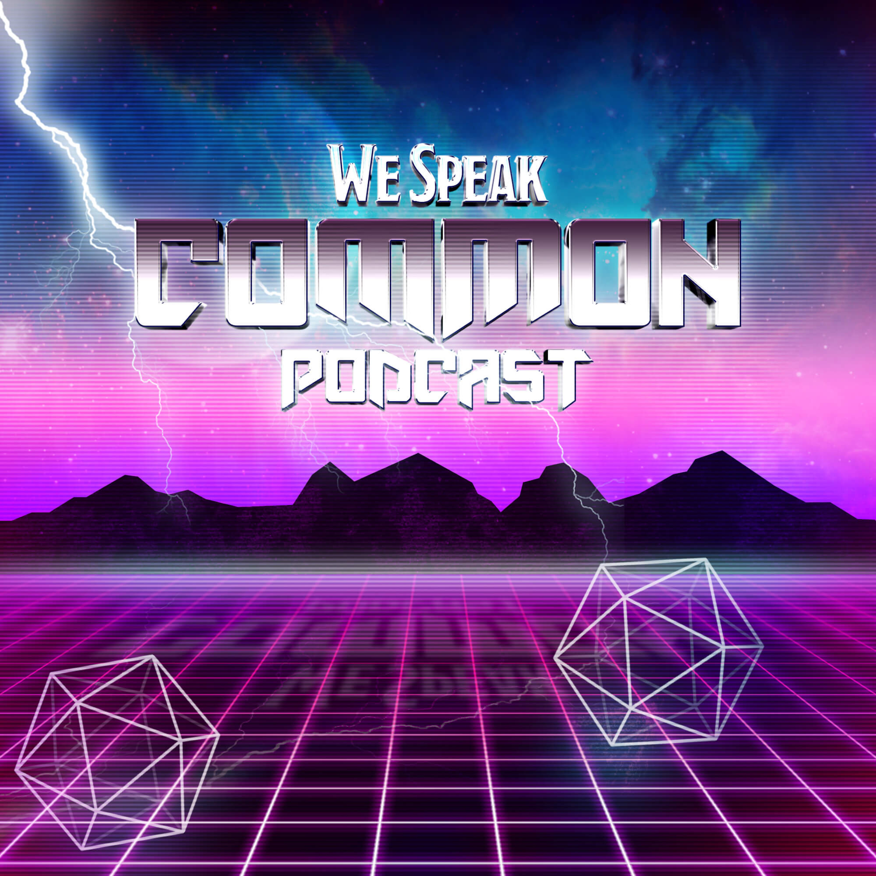 We Speak Common • A podcast on Anchor