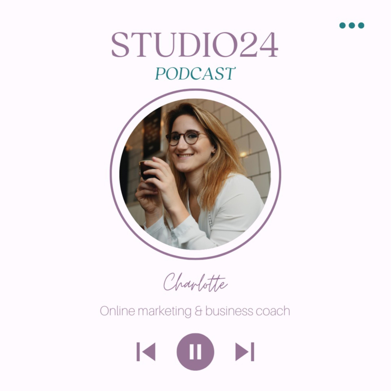 Studio24 podcast logo