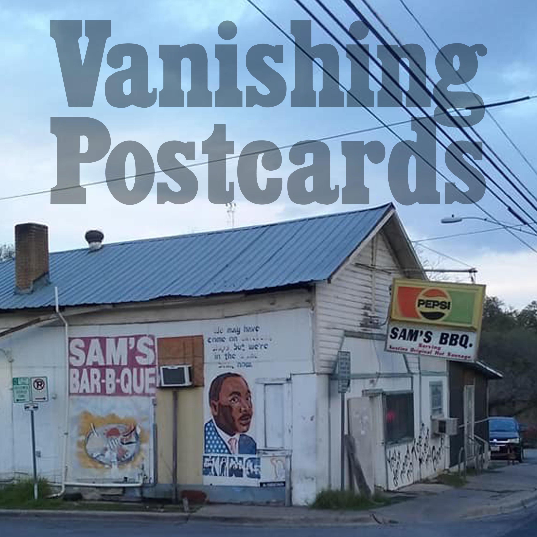 Vanishing Postcards