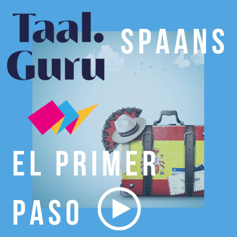 taal.guru Spaans el primer paso logo