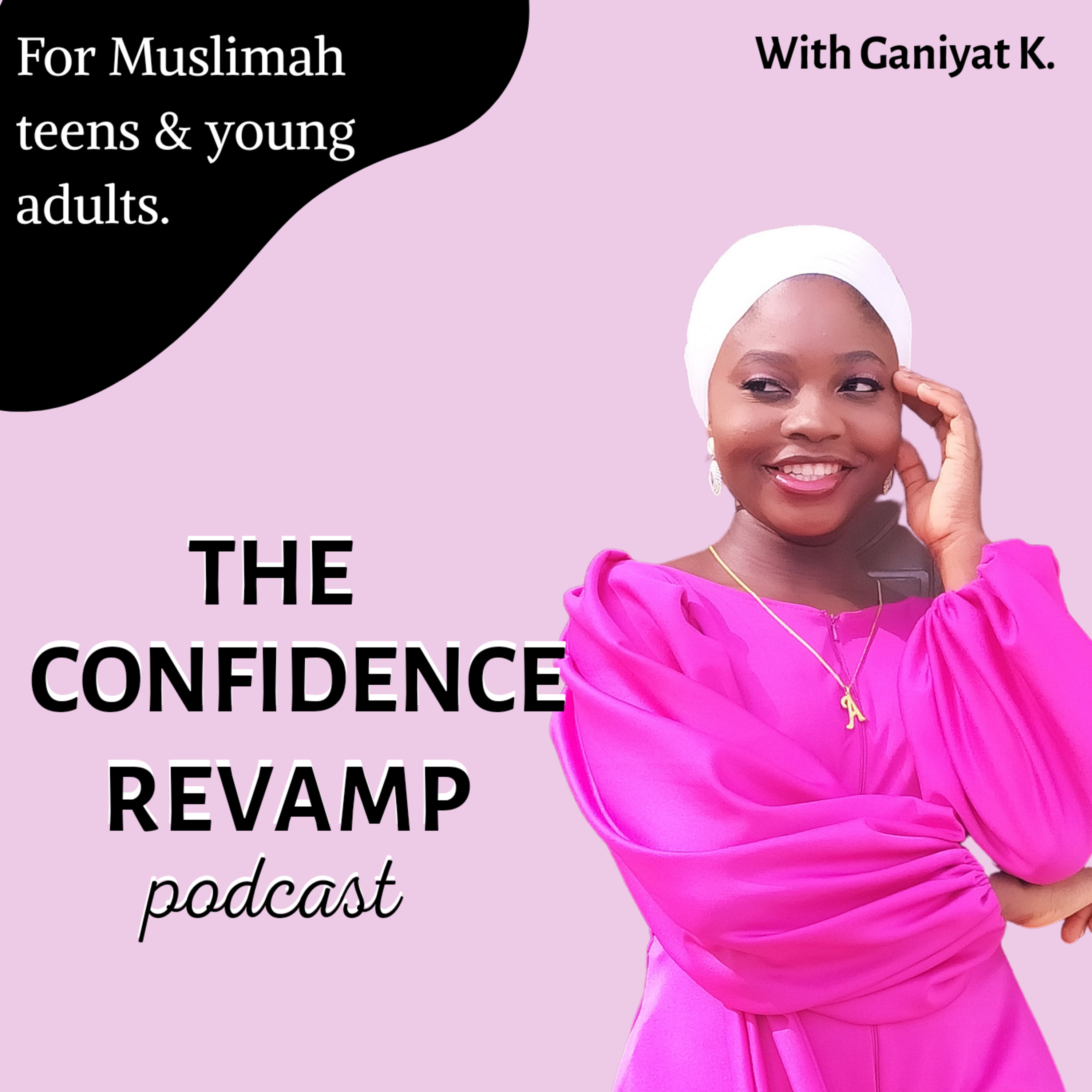 The Confidence Revamp Podcast podcast