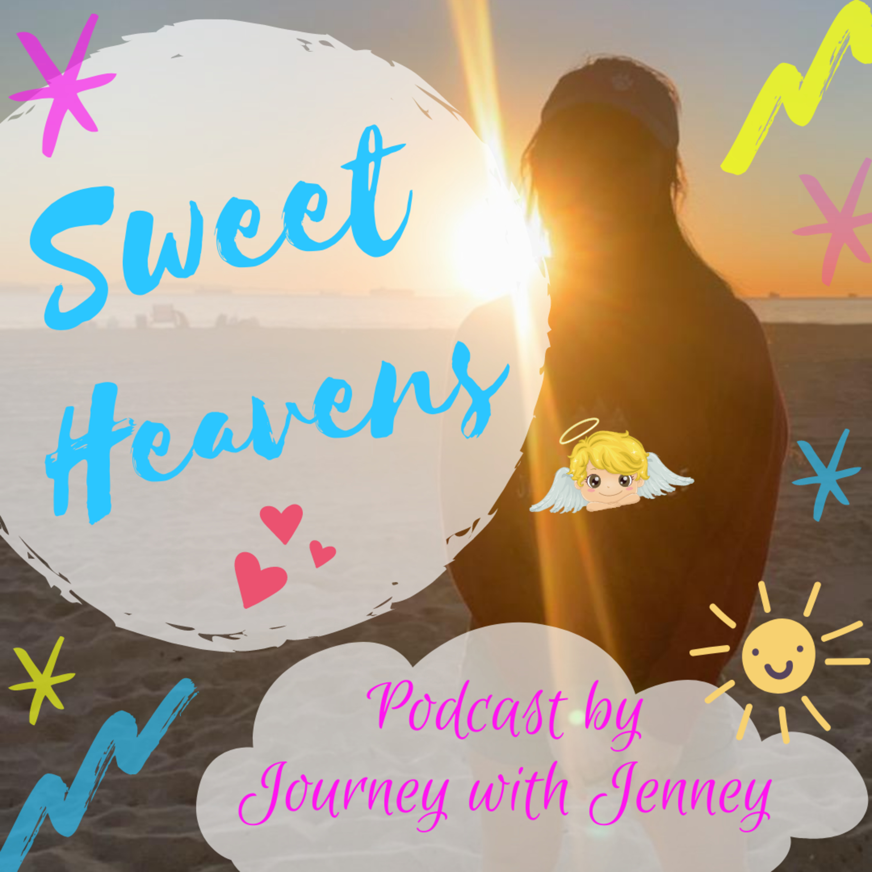 Sweet Heavens by Journey with Jenney